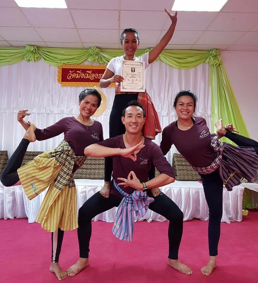 Thai Warrior Massage Workshop