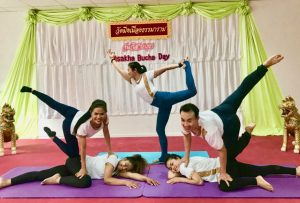 Thai Warrior Massage Naka Spa Leipzig